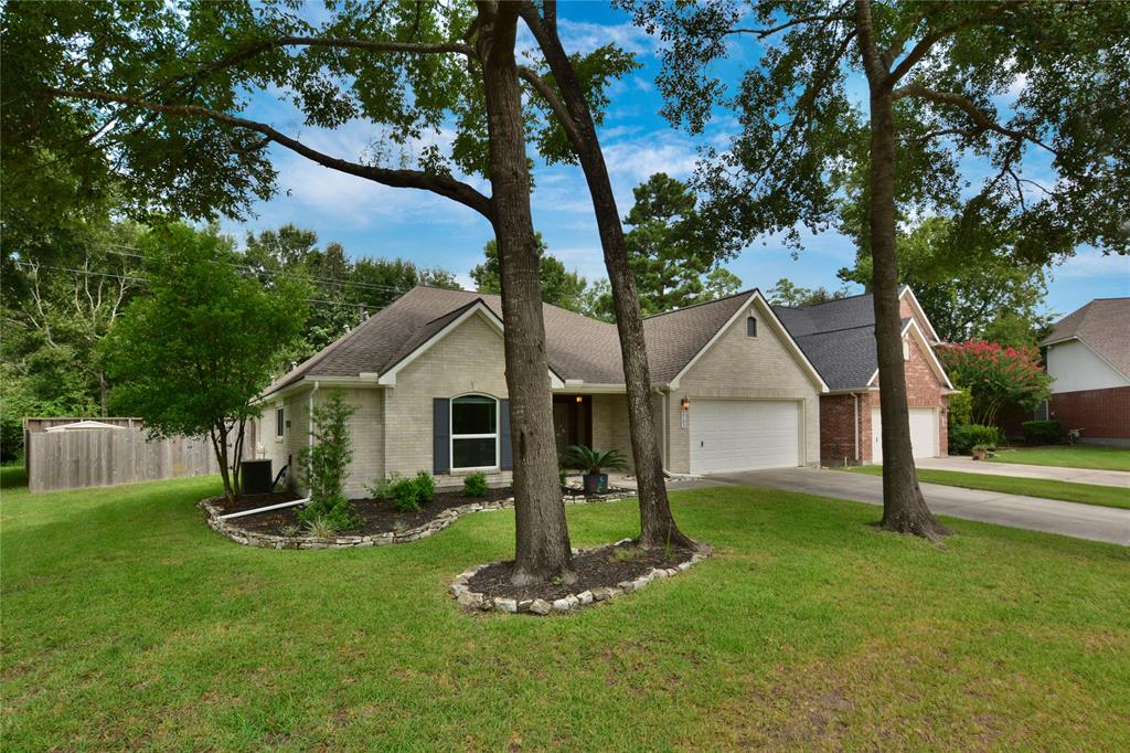 2103 Master Way Court Houston, TX 77339 - MLS #: 58079513
