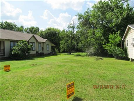 Photo of home for sale at 0 Todd Street, Tomball TX