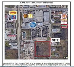 Property for sale at 0 34th St N & 9th Avenue, Texas City,  Texas 77563