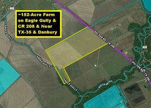Property for sale at 000000 County Road 208, Danbury,  Texas 77534