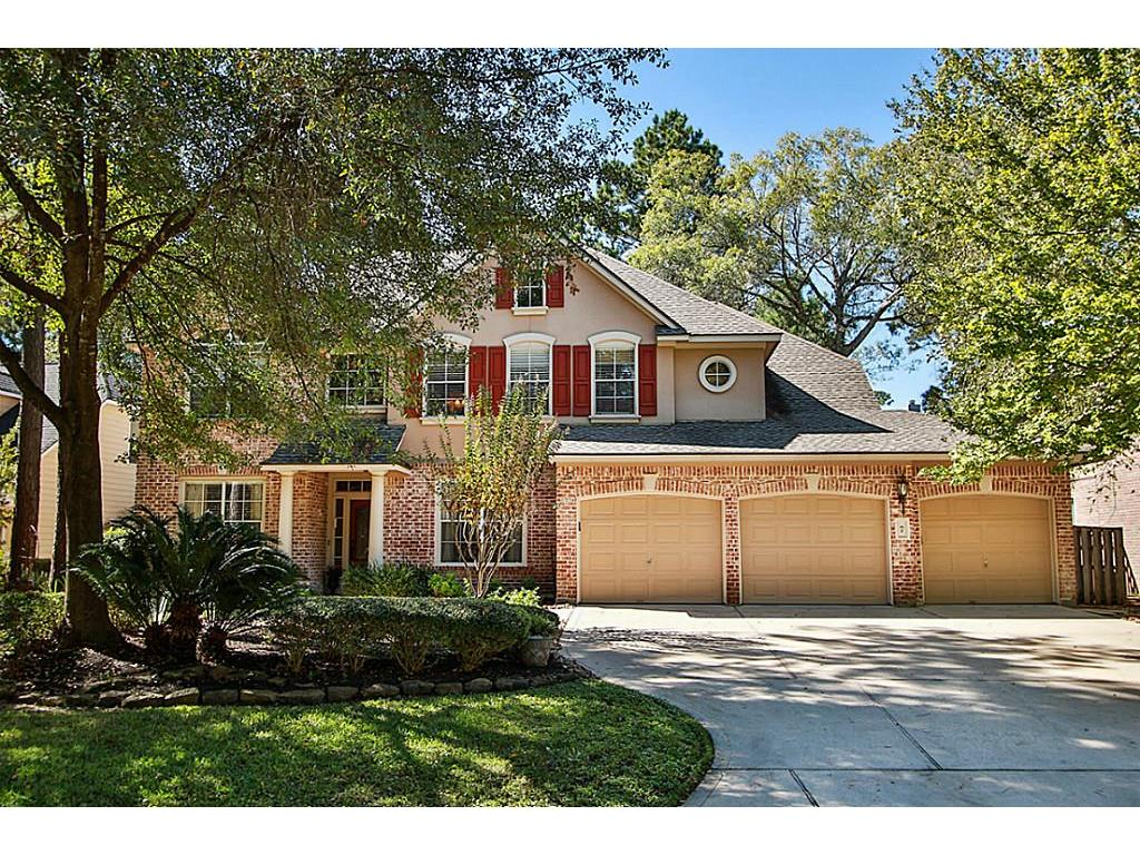 7 Rustic Bend The Woodlands 77382