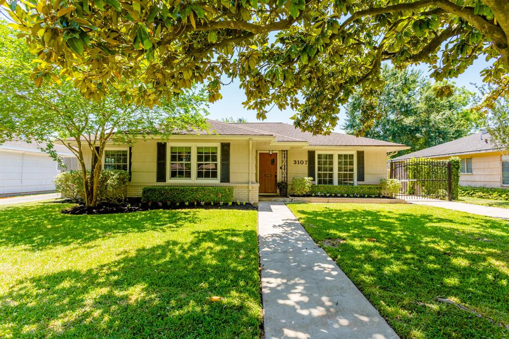 3107 Fairhope Street Houston TX  77025 - Hunter Real Estate Group