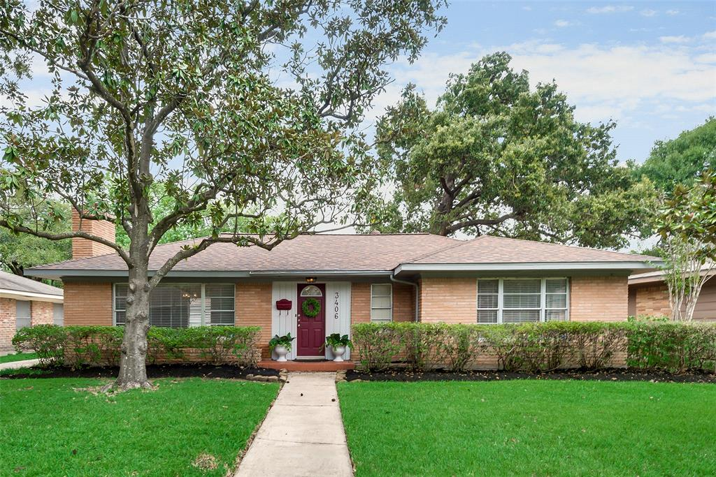 3406 Linkwood Drive Houston TX  77025 - Hunter Real Estate Group