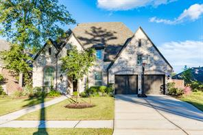 Property for sale at 16810 Bornish Hill Court, Humble,  Texas 77346