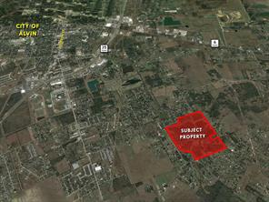 Property for sale at 2738 County Road 160, Alvin,  Texas 77511