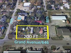 Property for sale at 602 Grand Avenue, Bacliff,  Texas 77518