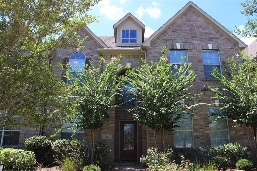47 Avenswood Place The Woodlands  - RE/MAX The Woodland & Spring