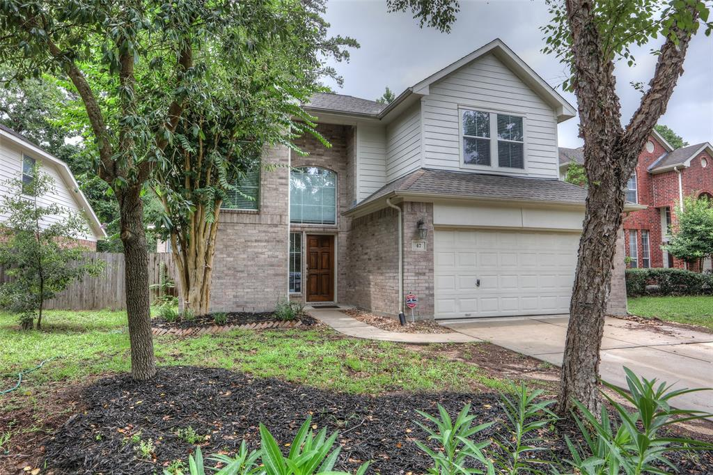 47 S Rambling Ridge Place The Woodlands  - RE/MAX The Woodland & Spring