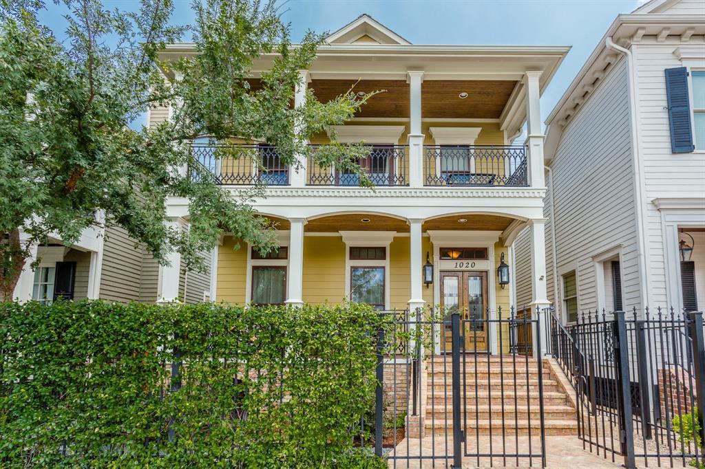 1020 Nicholson Street Houston TX  77008 - Hunter Real Estate Group