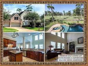 Property for sale at 13922 Windwood Falls Lane, Humble,  Texas 77396