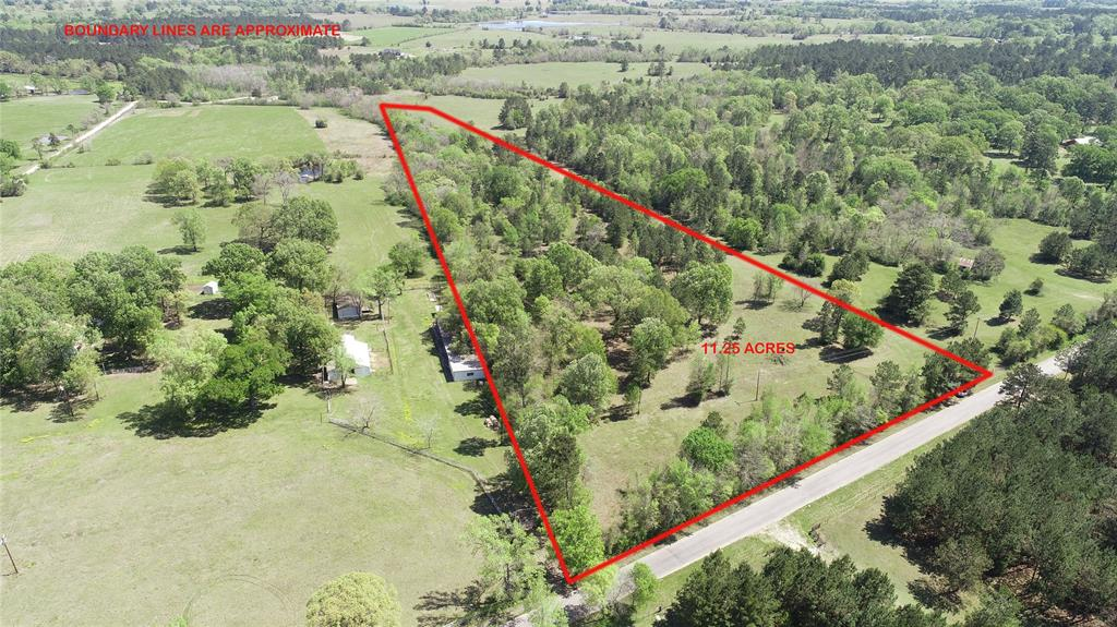 11.25 Acres Hawthorne Road Navasota Home Listings - Top Guns Realty Grimes County Real Estate