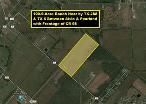 Property for sale at TR 36 County Road 98, Manvel,  Texas 77578