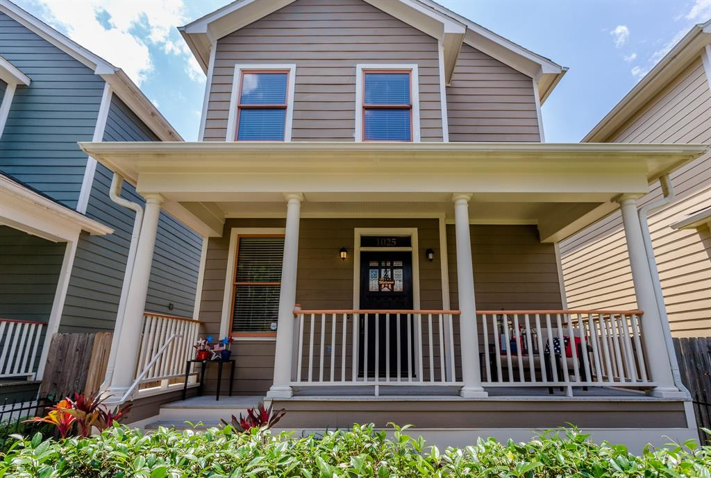 1025 W 15th 1/2 Street Houston TX  77008 - Hunter Real Estate Group