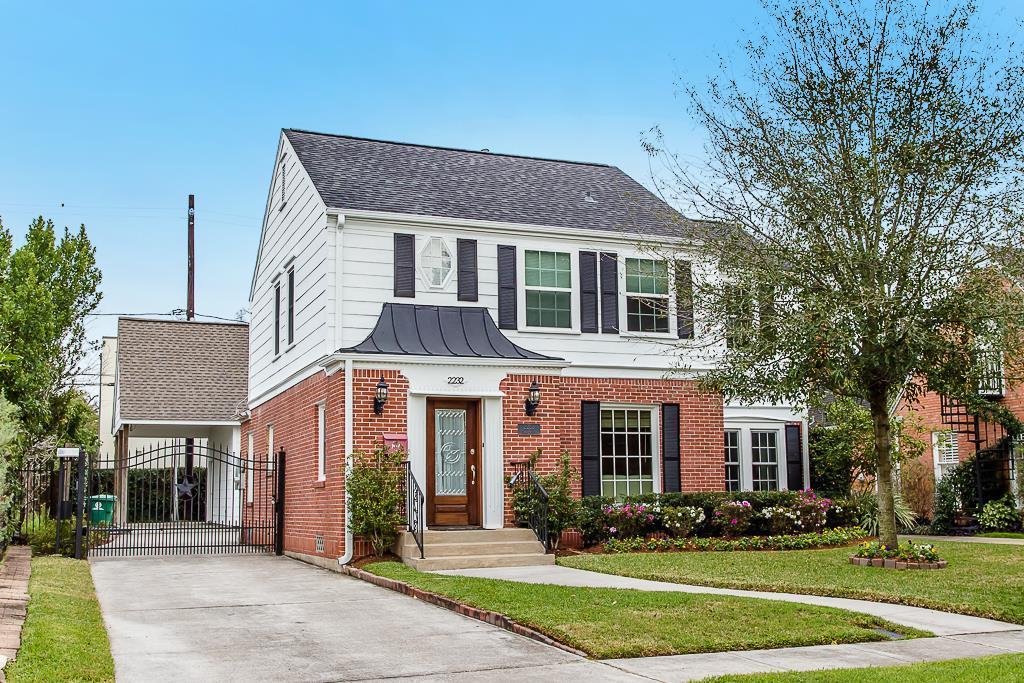 2232 Shakespeare Street Houston TX  77030 - Hunter Real Estate Group