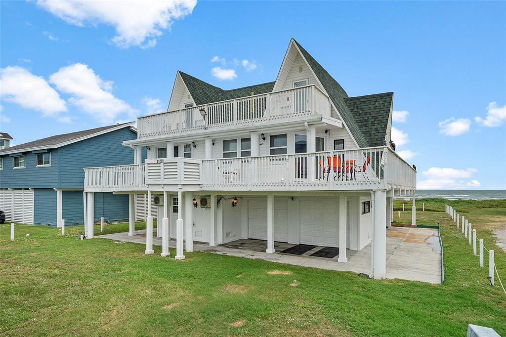 Galveston Beachfront Properties for Sale | Sand 'N Sea