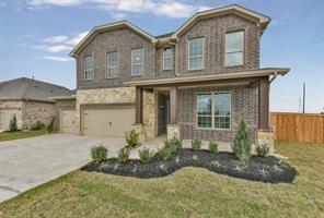 Property for sale at 2637 Matterhorn Mist Drive, Iowa Colony,  Texas 77583