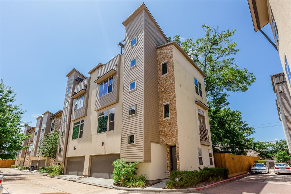1435 Wagner Street Houston TX  77007 - Hunter Real Estate Group