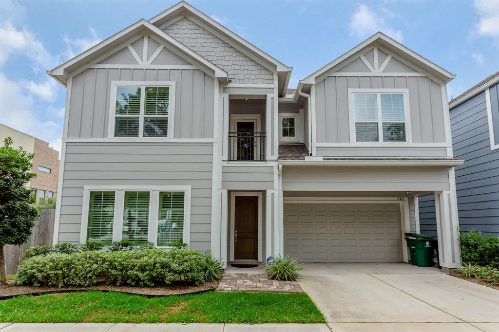 Wondrous 2411 Detering Street Houston Tx 77007 Texas Real Estate Home Interior And Landscaping Ologienasavecom
