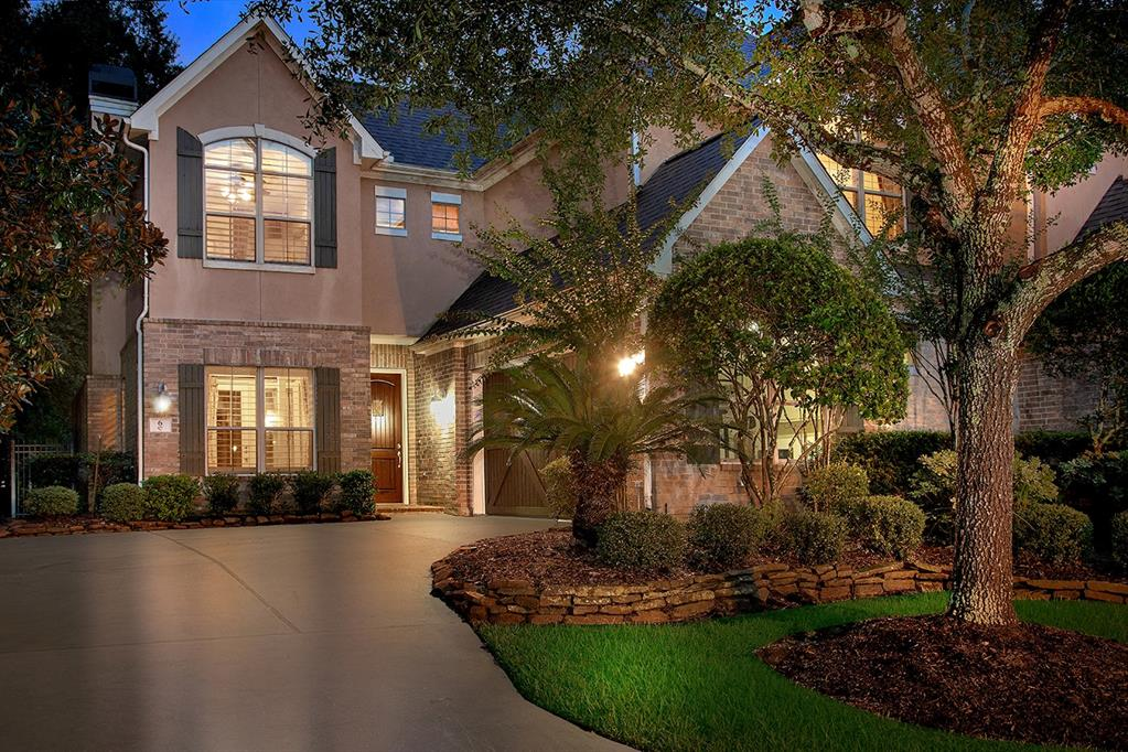 Cool 6 Mill Point Place The Woodlands Tx 77380 The Mike Seder Interior Design Ideas Clesiryabchikinfo