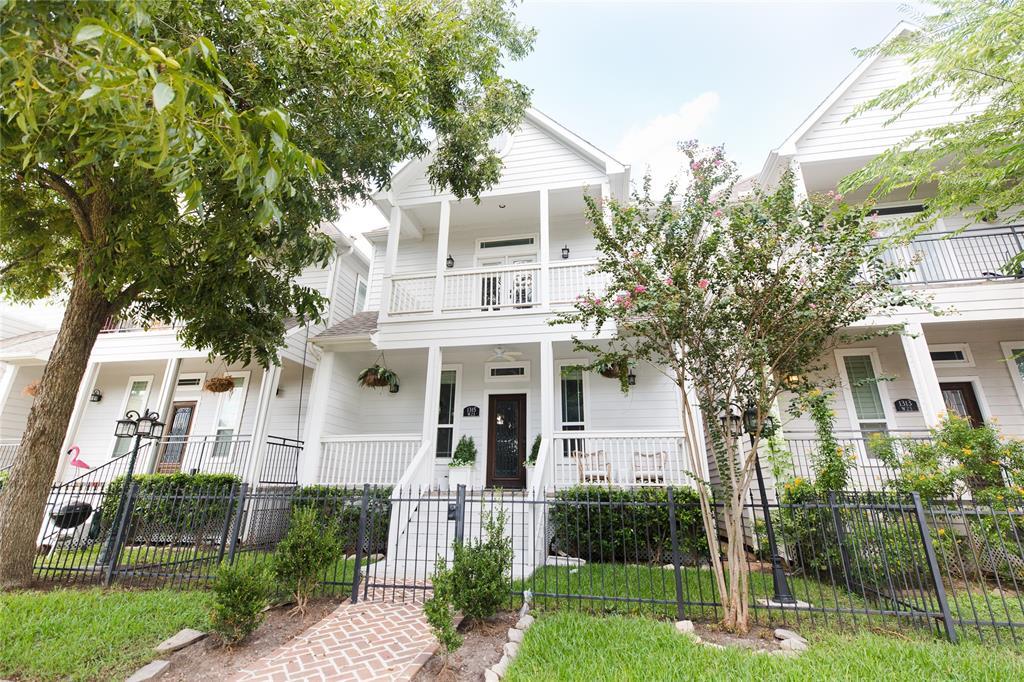 1315 W 23rd Street Houston TX  77008 - Hunter Real Estate Group