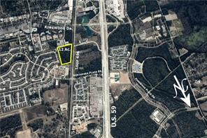 Property for sale at 0 Rock Fall Drive, Kingwood,  Texas 77339