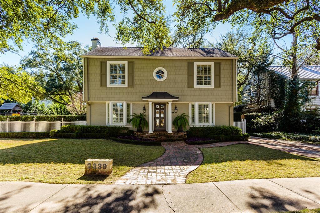 2339 Robinhood Street Houston TX  77005 - Hunter Real Estate Group