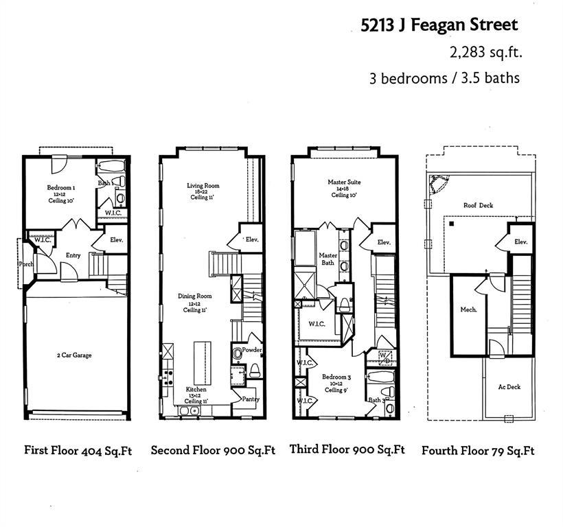 5213 Feagan Street Houston, TX 77007