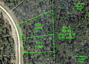 Property for sale at 5-23-36 Rim Rock Road, Huntsville,  Texas 77340