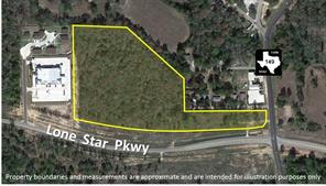 Property for sale at 13AC Lone Star Parkway, Montgomery,  Texas 77356