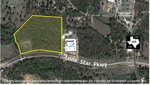 Property for sale at 23AC Lone Star Parkway, Montgomery,  Texas 77356