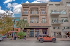 Property for sale at 2214 Post Office Street Unit: 1B, Galveston,  Texas 77550