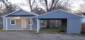 Property for sale at 1848 County Road 347, Brazoria,  Texas 77422