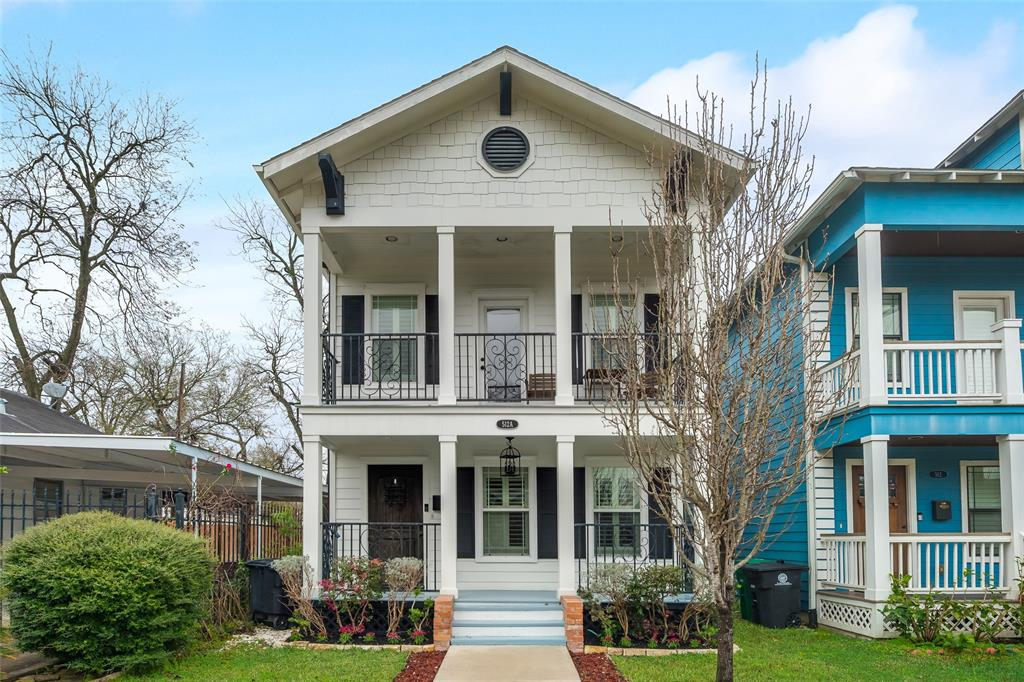 512 Tabor Street Houston TX  77009 - Hunter Real Estate Group