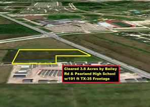 Property for sale at 00 S Main St Hwy 35, Pearland,  Texas 77581