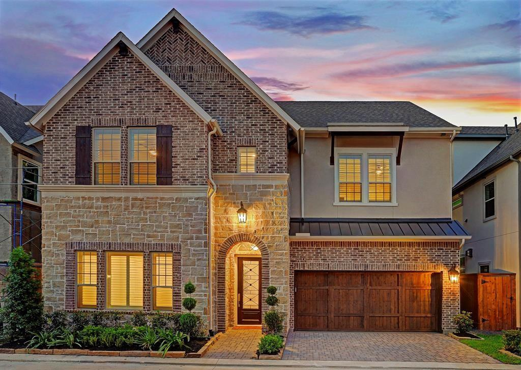 1722 Cornelius Trace Loop Loop Houston TX  77055 - Hunter Real Estate Group